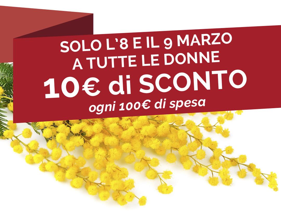 Buona Festa Della Donna Color Box Center